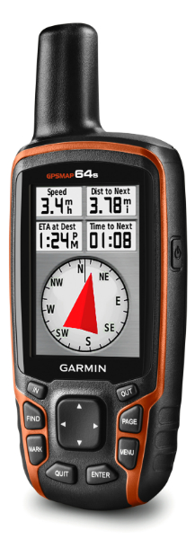 Máy đo diện tích đất cầm tay GPS ETrex 10