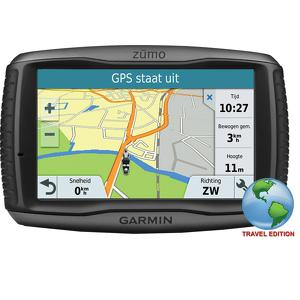 Garmin Zumo 595LM Travel Edetion