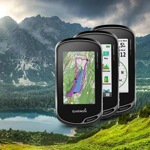 Garmin Oregon 700 serie
