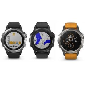 Garmin Fenix 5 Plus serie