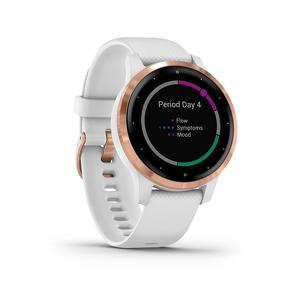 Garmin Vivoactive 4S wit rose