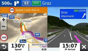 Garmin Camper 780 Digital Traffic