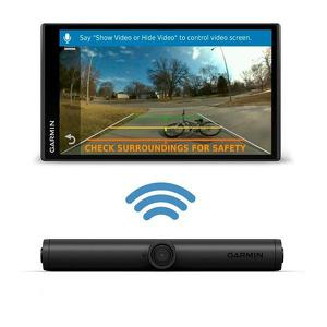 Garmin Camper 780 Digital Traffic met BC40