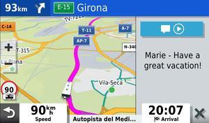 Garmin Camper 785 EU Digital Traffic