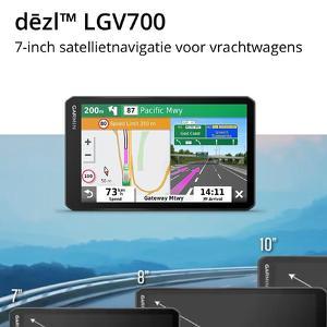 Garmin Dezl LGV700