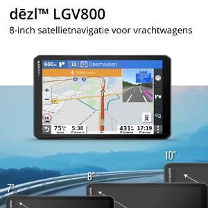 Garmin Dezl LGV800