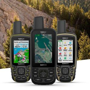 Garmin multi-band toestellen