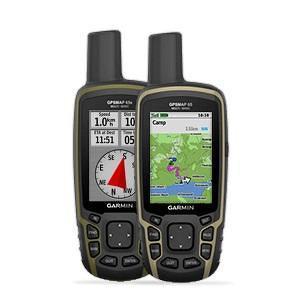 Garmin GPSMAP 65 serie