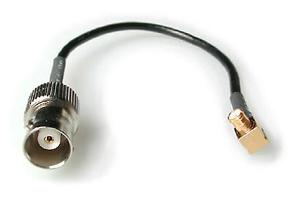 MCX naar BNC adapter
