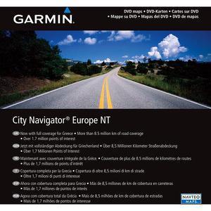 City Navigator VK en Ierland