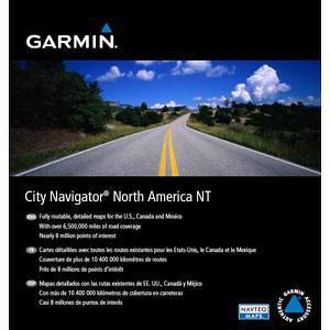 City Navigator Noord Amerika en Mexico