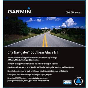 City Navigator Zuid-Afrika