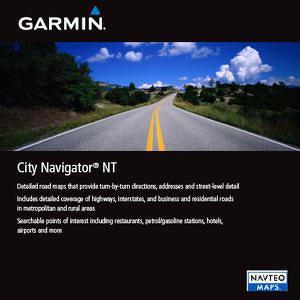 City Navigator Zuidoost Azie