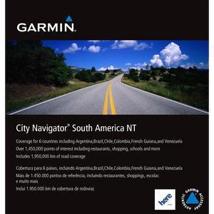 City Navigator Zuid-Amerika