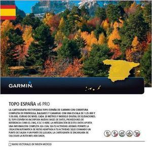 Garmin Topo Spanje