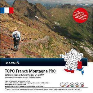 Topo Frankrijk Montage Pro