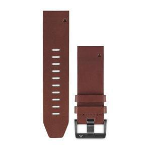 QuickFit 22 polsband bruin leder