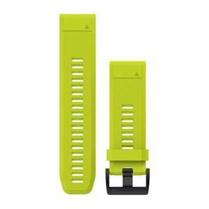 Quickfit 26 polsband siliconen geel