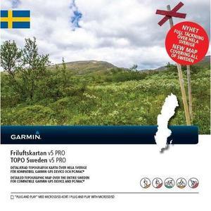 Topo Zweden V5 pro