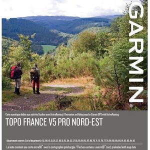 Garmin Topo Frankrijk Montagne V5 Pro