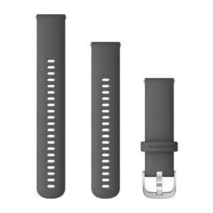 Polsband met snelsluiting 22mm