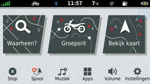 Garmin Group Ride Tracker