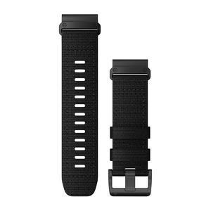 Quickfit 26 polsband Tactisch zwart nylon