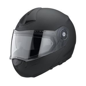 Schuberth C3 PRO mat zwart