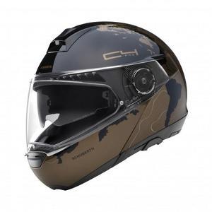 Schuberth C4 Pro Magnituo bruin