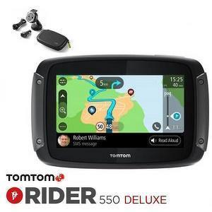 TomTom Rider 550 Deluxe