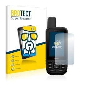 Brotect Airglass premium pantserglas folie voor  Garmin GPSMAP 66s(t)
