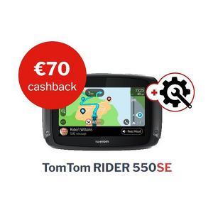 TomTom Rider 550SE