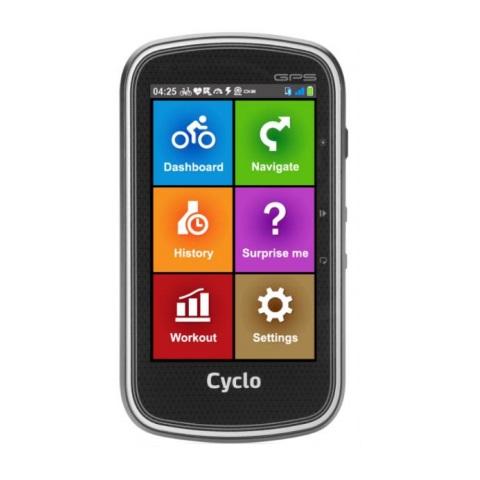 Mio Cyclo 605HC
