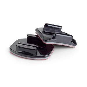 GoPro flat en curved adhesive mounts