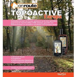 OnRoute TopoActive Europa