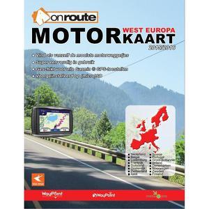 OnRoute Motorkaart 2015-2016