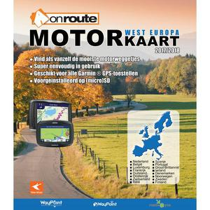 OnRoute Motorkaart West-Europa