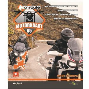 OnRoute Motorkaart V5