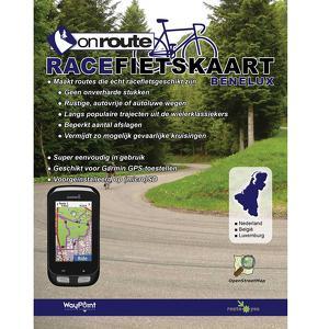 OnRoute Racefietskaart Benelux
