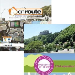 Superbundel, OnRoute Select + Vakantie Toerstick
