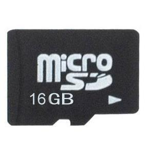 16GB microSD geheugenkaart