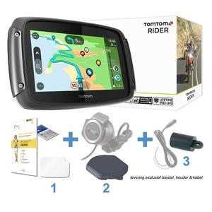 TomTom Rider 400 Essential Kit