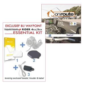 TomTom Ride Plus Pack