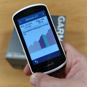 Garmin Edge 1030 Firmware update