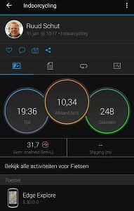 Garmin Edge 1030 Plus trainingsplan