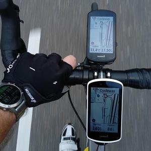 Garmin Edge 1030 Plus en Edge 1030