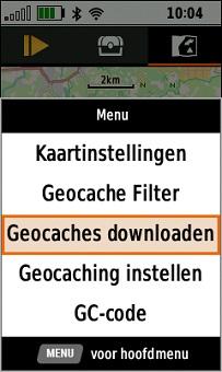 Live Geocaching