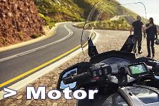Voor de motorrijder